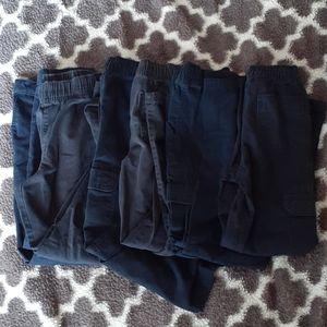 Boy's Uniform Pants Bundle